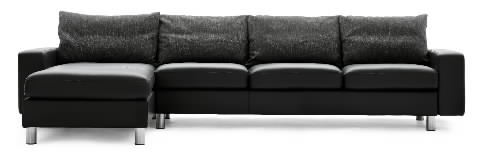 3 Seat Plus Longseat Sectional