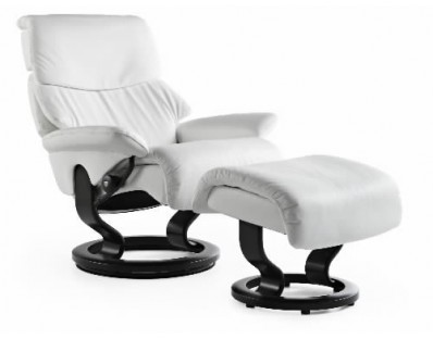 Ekornes Stressless Dream Recliner with Ottoman