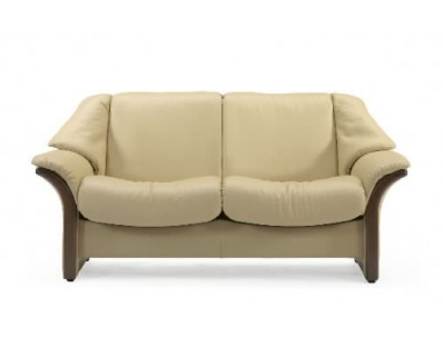 Ekornes Stressless Eldorado Loveseat - Low Back - Custom Order
