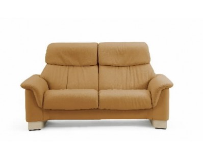 Ekornes Stressless Paradise Loveseat - Large, High Back - Custom Order