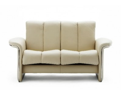 Ekornes Stressless Soul Loveseat - Low Back - Custom Order