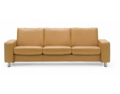 Ekornes Stressless Space Sofa - Large, Low Back - Custom Order