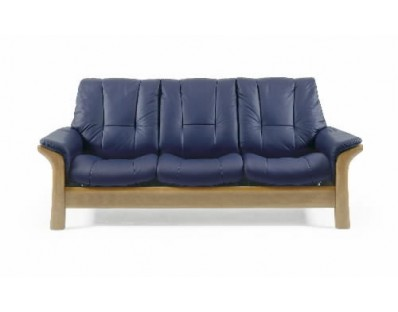 Ekornes Stressless Windsor Sofa - Low Back - Custom Order
