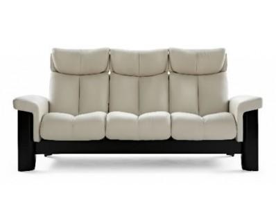 Ekornes Stressless Wizard Sofa - High Back - Custom Order
