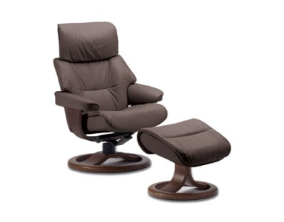 Fjords Grip Recliner with Ottoman
