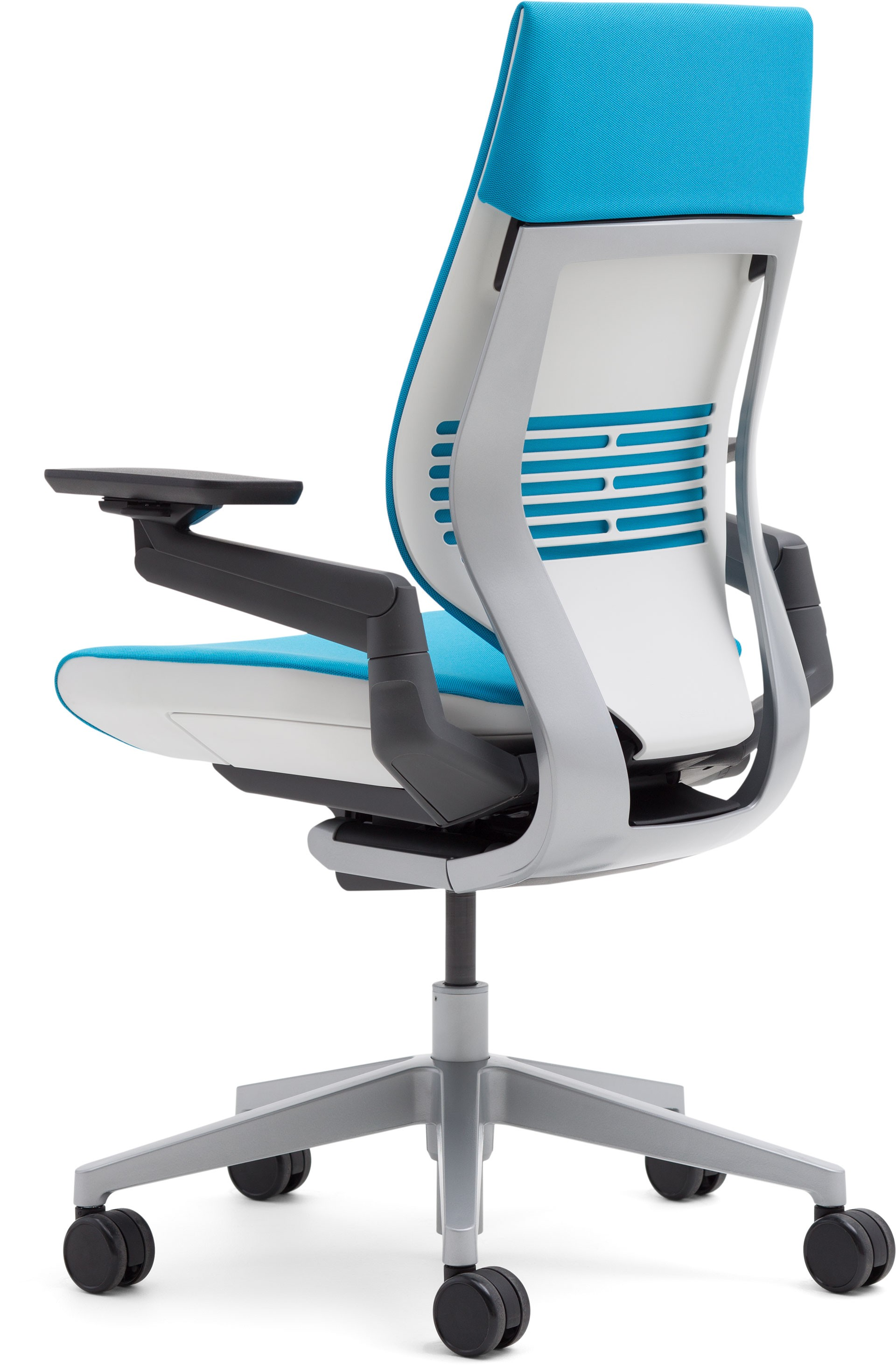 Steelcase gesture office chair for Blue office chair