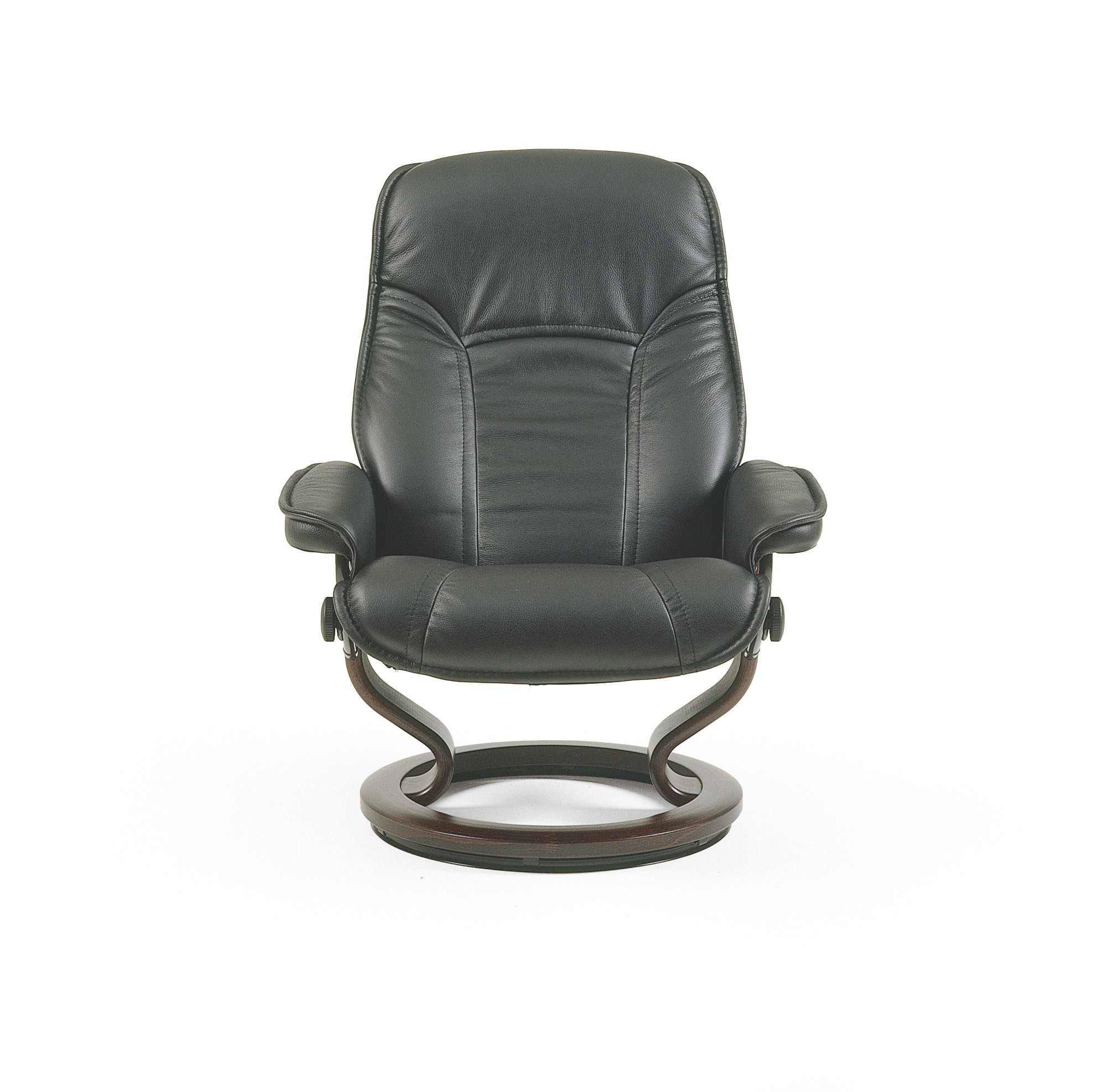 sc 1 st  Chair Envy & Ekornes Stressless Senator / Governor Recliner with Matching Ottoman islam-shia.org