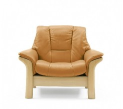 Ekornes Stressless Buckingham Chair - Low Back - Custom Order