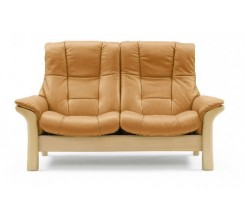 Ekornes Stressless Buckingham Loveseat - High Back - Custom Order
