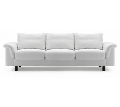 Ekornes Stressless E-300 Three Seat Sofa - Royalin Leather Custom Order