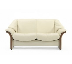 Ekornes Stressless Granada Loveseat - Low Back - Custom Order