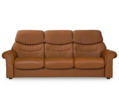 Ekornes Stressless Liberty Sofa - High Back - Custom Order Colors