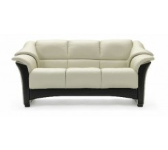 Ekornes Oslo Three Seat Sofa - Custom Order