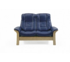 Ekornes Stressless Windsor Loveseat - High Back - Custom Order