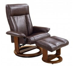 Mac Motion 7294 Recliner with Ottoman