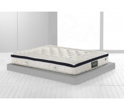 "Magniflex Magnifico Dual 12"" Mattress with Memoform Memory Foam - Supremo Collection"