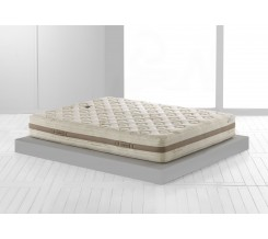"Magniflex Cotton Caresse Dual 10"" Mattress - Toscana Collection"