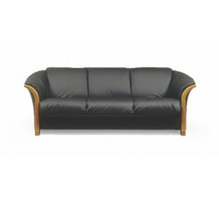Ekornes Manhattan Sofa - Quick Ship Colors