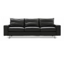 Ekornes Stressless E-200 Three Seat Sofa - Cocoon Fabric Custom Order