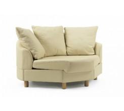 Ekornes Stressless E-300 Corner Piece - Paloma Leather Custom Order